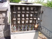 overgrown cable connection rooms