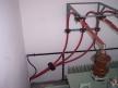 Medium voltage transformer bridges