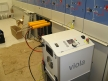 VLF test and sheath failure test
