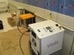 VLF test and sheath failure test